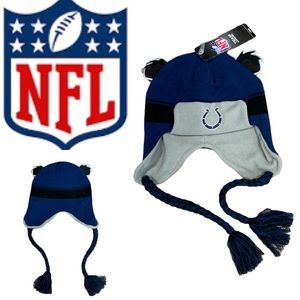 NFL Colts Officially Licensed Boy Ears Trooper Hat